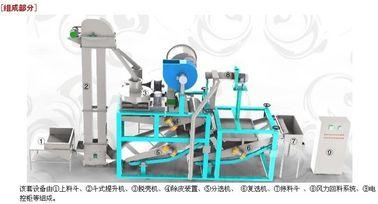 Hot sale Hemp seed shelling machine / hemp seed sheller / hemp seed huller