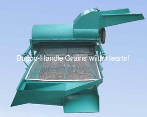 Sunflower seed thresher